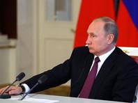 Две трети опрошенных (66%) хотели бы и после 2018 года видеть во главе государства Владимира Путина, пятая часть (18%) - другого человека, 16% участников опроса затруднились с ответом