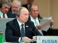 """В Кремле заявили, что Путин принял к сведению заявление Трампа о """"дестабилизирующем поведении"""" РФ"""