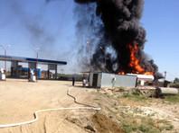 "При взрыве на АЗС ""Газпромнефти"" в Дагестане погибли два человека"