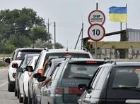 Спецслужбы Украины вербуют крымчан на границе, заявили в ФСБ РФ