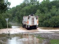В Уссурийске из-за дождей введен режим ЧС
