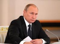 Президент РФ Владимир Путин ратифицировал протокол к соглашению между Россией и Сирией о размещении в стране авиационной группы российских ВС