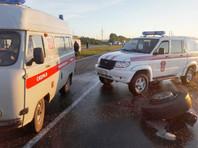 По уточненным данным, в нем находилось 29 человек, 14 погибли на месте и 15 пострадали