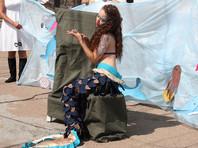 В бурятской колонии устроили конкурс русалок в День Нептуна (ФОТО)