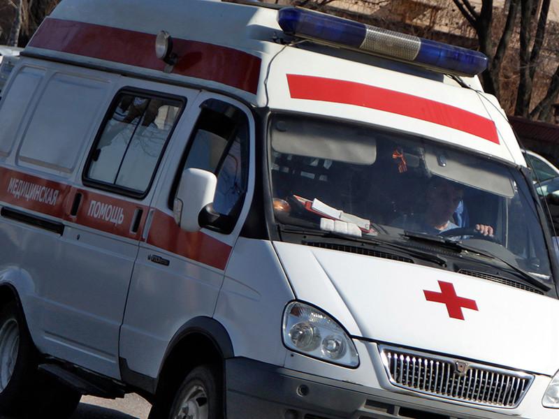 В Красноярском крае пьяный водитель врезался в группу игравших у дороги детей, когда его автомобиль вылетел с трассы