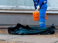 В Петербурге на проводах у вокзала несколько часов висел мертвец