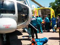 В Бурятии вертолет совершил жесткую посадку: один человек погиб