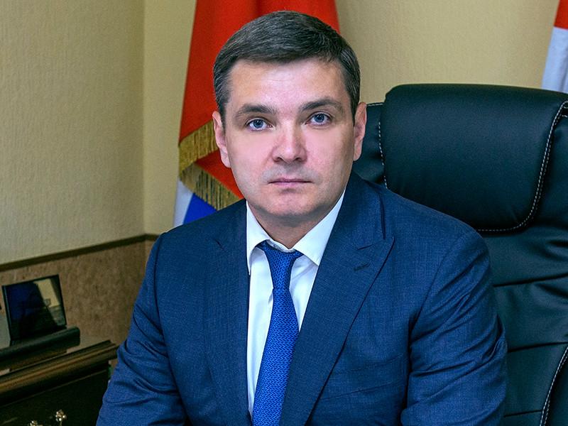 Глава Уссурийска Евгений Корж