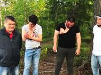 В Дагестане жители жестоко наказали видеоблогеров, оскорбивших главу республики  Абдулатипова