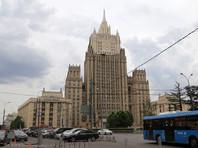 В МИД РФ ответили  на планы Киева ввести для россиян биометрический контроль  на границе