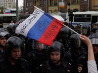 В Росгвардии пожаловались на угрозы в адрес своих сотрудников, работающих на акциях оппозиции