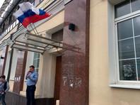 Московский предвыборный штаб оппозиционера Алексея Навального заблокирован, там проходят следственные действия. Об этом сообщил сотрудник Фонда борьбы с коррупцией Николай Ляскин в Twitter