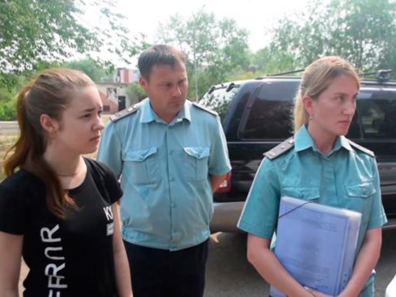 ОМОН помогал судье из Читы забрать дочку у бывшего мужа