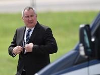 Рогозин грозит санкциями румынам, которые не пустили его самолет