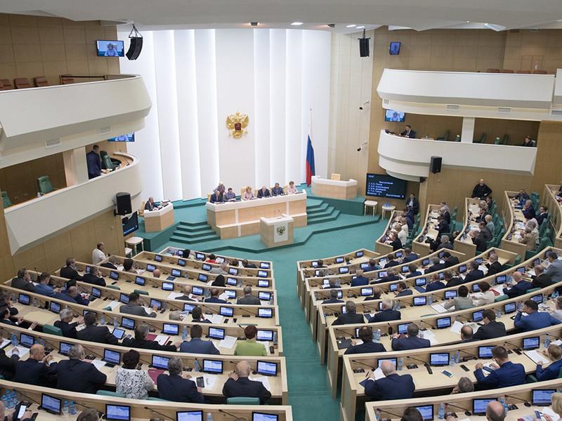 """По мнению Матвиенко, Россия, конечно, должна адекватно отреагировать """"не просто нашими заявлениями, нашими возмущениями, нужны и соответствующие меры"""""""