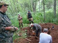 Дальневосточные поисковики обнаружили на Сахалине останки солдата императорской армии Японии (ФОТО)