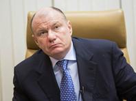 """Суд отказался взыскать с главы """"Норникеля"""" Потанина 850 млрд рублей по иску его бывшей жены"""