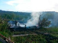 В Братске Иркутской области произошел крупный пожар в одном из садовых товариществ. По данным МЧС на утро воскресенья, погибли семь человек