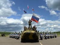 Федеральная служба войск национальной гвардии Российской Федерации (Росгвардия) была создана по указу Путина 5 апреля 2016 года на базе Внутренних войск МВД