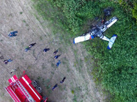 Названы две возможные причины катастрофы на авиашоу в Тамбове. ВИДЕО