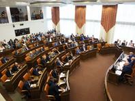 Красноярские депутаты обсуждали зарплаты врачей и библиотекарей, но в итоге проголосовали за удвоение выплат не им, а себе