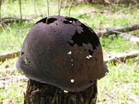 Сахалинские поисковики обнаружили на острове Шумшу останки полсотни солдат - троих японцев и 47 советских воинов