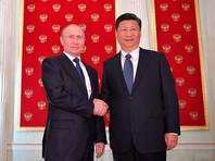 Журналисты узнали содержание неформальной беседы Путина с лидером Китая в Москве