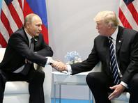 В Кремле считают абсурдом и сказками сообщение NYT о пререканиях Путина и Трампа по теме вмешательства в выборы