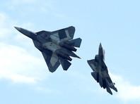 Гвоздями программы первого дня авиасалона МАКС в Жуковском стали новый истребитель МиГ‑35 и показ воздушного боя двух ПАК ФА