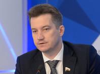 Депутат Госдумы Антон Гетта