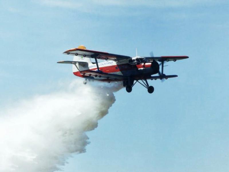 В Забайкалье для борьбы с пожарами искусственно вызвали дожди и спасли село Тупик