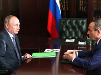 """Путин передал главе Марий Эл """"папочку"""" с замечаниями"""