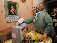 Основатель Фонда борьбы с коррупцией Алексей Навальный сказал, что если его допустят до выборов президента России, он выставит 100 тысяч наблюдателей