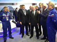 Летчики попросили Путина сохранить проведение авиасалона МАКС в Жуковском