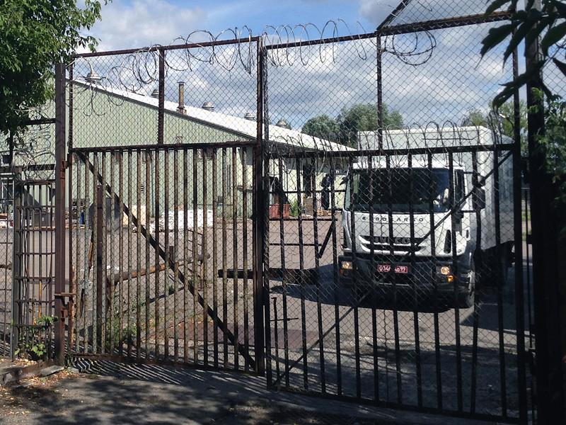 Сотрудники посольства США в России уже на протяжении двух дней не могут попасть в здание посольской дачи в Серебряном бору