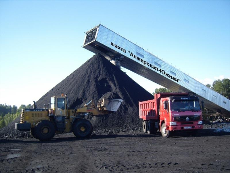 """В шахте """"Анжерская Южная"""" в Кемеровской области произошел взрыв метана"""