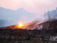 Россияне опасаются ехать в Абхазию: сероводородные ванны и конные маршруты расположены рядом со взрывоопасным объектом
