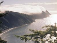 Большой Шантар - самый крупный остров Шантарского архипелага в Охотском море