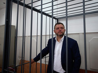 Суд продлил Белых арест до февраля 2018 года и разрешил ему жениться в СИЗО