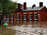 В Приморье из-за паводка введен режим ЧС