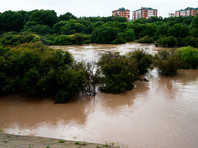 Первая жертва паводка в Приморье - в Уссурийске пенсионера унесло течением