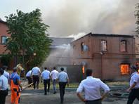 Мэр Ростова-на-Дону допустил  связь пожара в городе с людьми, заинтересованными в приобретении земли