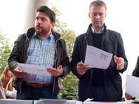Навальный и двое его соратников получили повестки в полицию