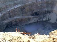 """""""Алроса"""" не стала снижать план добычи - 2017 из-за аварии на руднике """"Мир"""" в Якутии"""