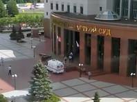 Прокуратура с связи с нападением в Мособлсуде проверяет возможные нарушения правил конвоирования