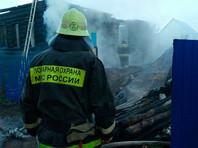 В Башкирии во время семейного праздника вспыхнул пожар: погибли пять детей и четверо взрослых