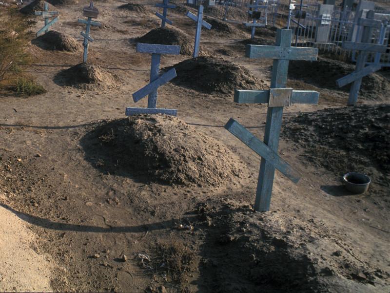 В Иркутской области следственные органы проводят проверку по факту обнаружения на кладбище села Тараса Боханского района тела могильщика, скончавшегося после выполнения заказа