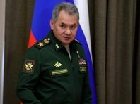 Министр обороны Сергей Шойгу сегодня вручил орден Жукова командованию 39-й отдельной железнодорожной бригады, которая принимала участие в строительстве