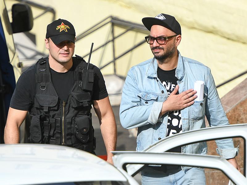 Российская интеллигенция сплотилась вокруг опального режиссера Серебренникова