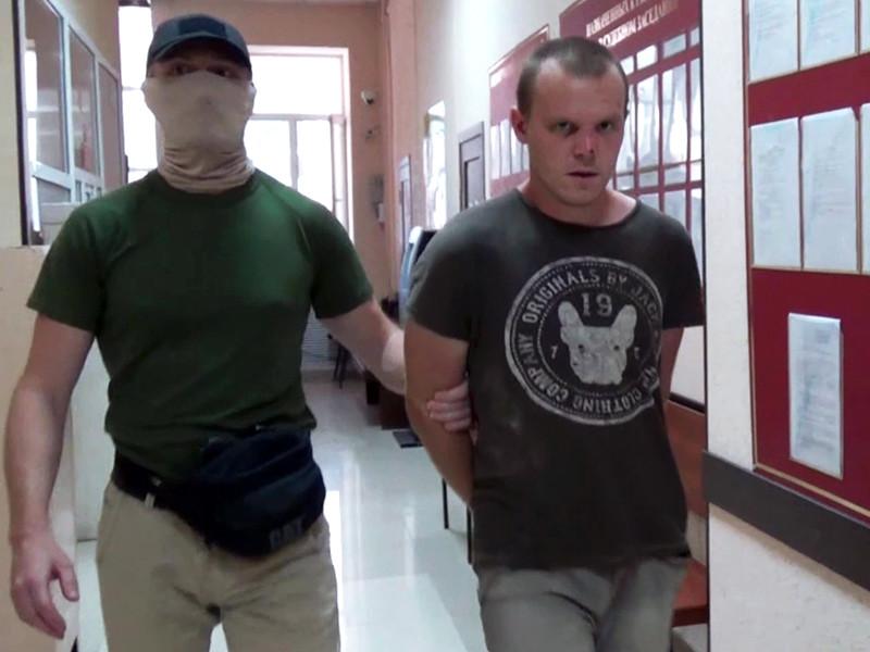 В ходе оперативно-разыскных мероприятий был задержан агент СБУ в Херсонской области Геннадий Лимешко, направленный в Крым для осуществления диверсионных актов